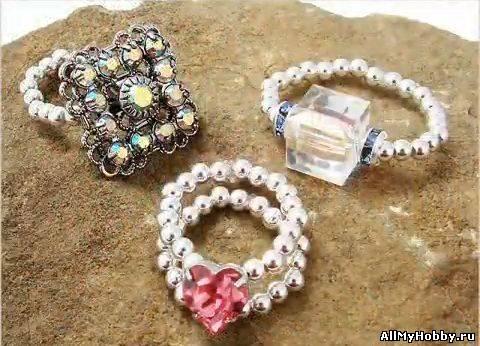 Изделия из бисера будут прекрасным .  Как научиться делать браслеты из бисера: Как сплести .