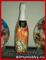 Новогоднее шампанское. Мастер-класс